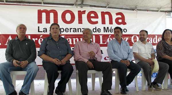 Salinas socio de Larrea en Grupo México, deduce AMLO