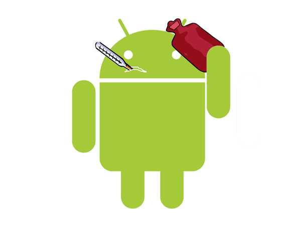 android-sick