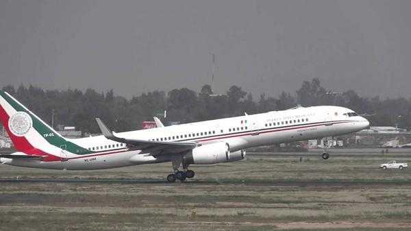 Ocultan información sobre la compra del avión de Peña Nieto (video)