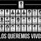 Movilización mundial por Ayotzinapa, mira aquí los lugares y la hora