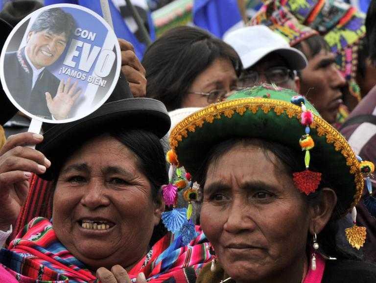 Bolivia: los indígenas, el sector marginado que se hizo protagonista