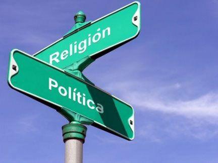 Las iglesias: más política que religión