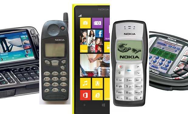 Los celulares más vendidos de la historia