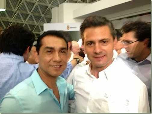 Peña Nieto indiferente a la desaparición de los normalistas de Ayotzinapa