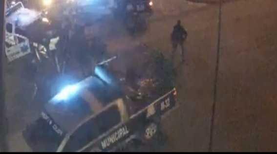 Policías de Ecatepec secuestran y roban a ciudadano (video)