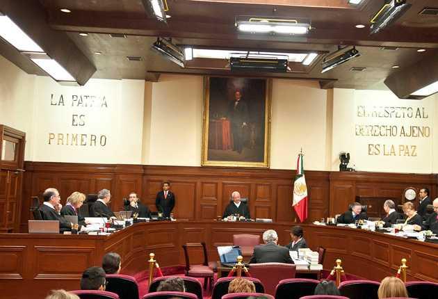 Intocables sueldos de ministros de la SCJN de más de 500 mil pesos