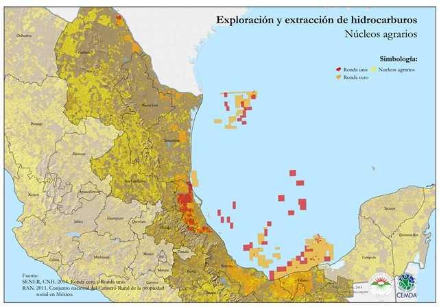 18 pueblos indígenas afectados por concesiones petroleras