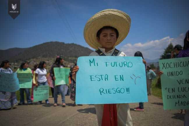 #ENVIVO: En el día de la Revolución: México se moviliza por Ayotzinapa