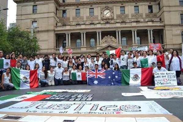 Australia: ¿Qué hace Peña Nieto aquí?, debe estar en México resolviendo la violencia