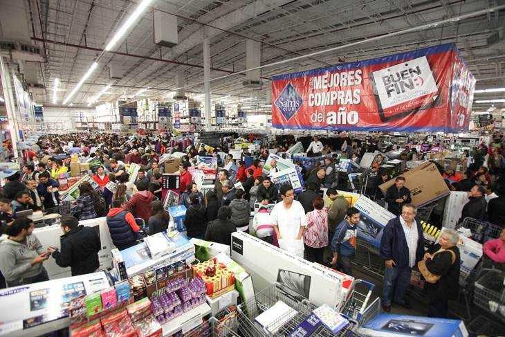 Coppel, Elektra y Walmart sancionadas por engañar en el Buen Fin
