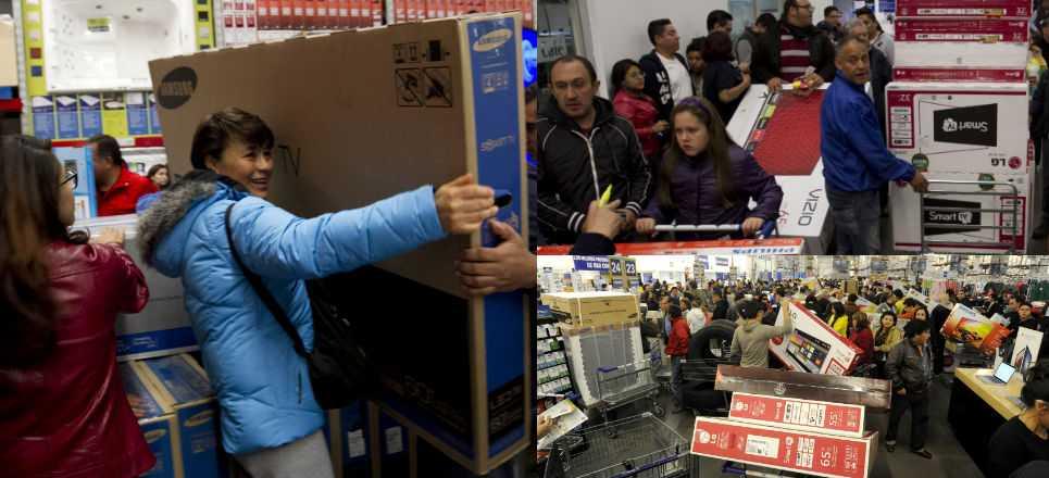 Mayoría de consumidores compran en buen fin artículos que no necesitan: UPAEP