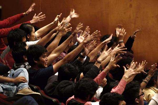 La violencia política también es contra las juventudes