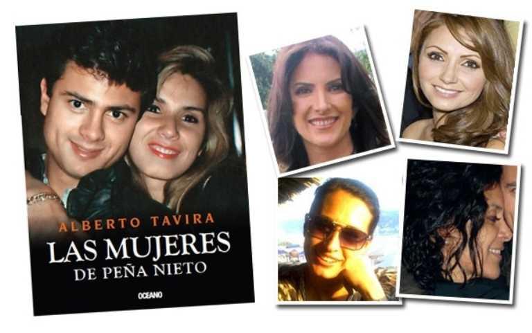 Examante de Peña Nieto habla de sus vínculos criminales