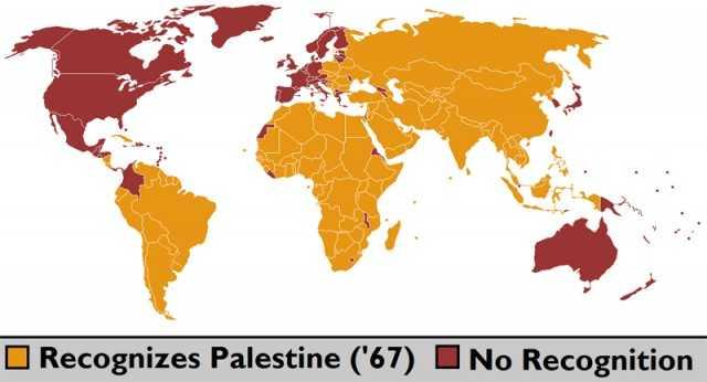 2014, año de solidaridad con Palestina: ONU