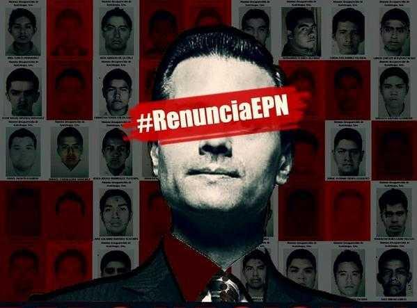 Gobierno mexicano más sangriento que una dictadura: medio internacional