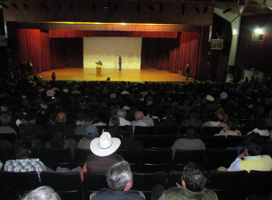 Unión Ciudadana contra la corrupción en Chihuahua