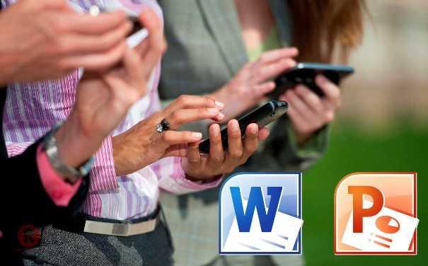 Microsoft ofrece Word y Powerpoint gratis para celulares