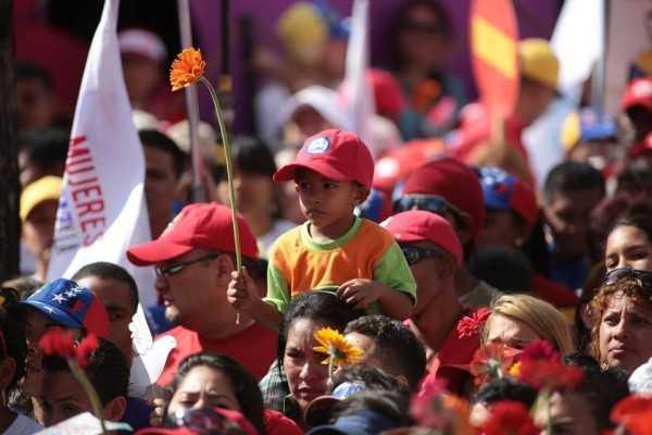 Estados Unidos a Venezuela