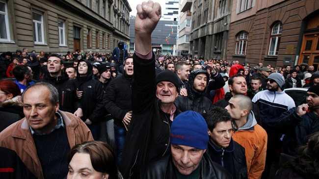 Sarajevo: la esperanza y la rebelión social del año 2014