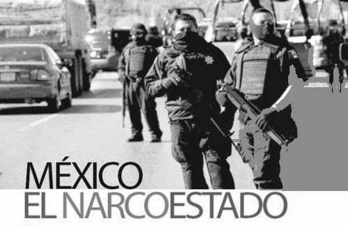 México inició con 6 bandas del narco y ahora tiene 400 grupos criminales