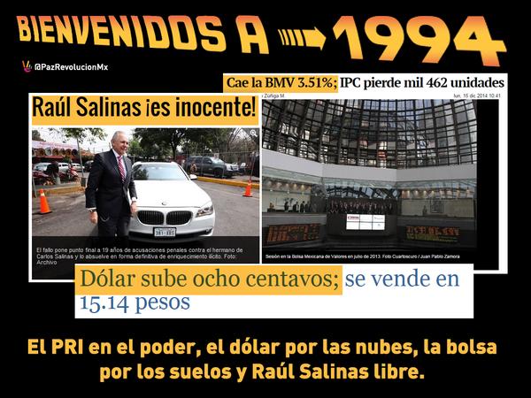 Indignación pública y de clase política por perdón de Gobierno a Raúl Salinas