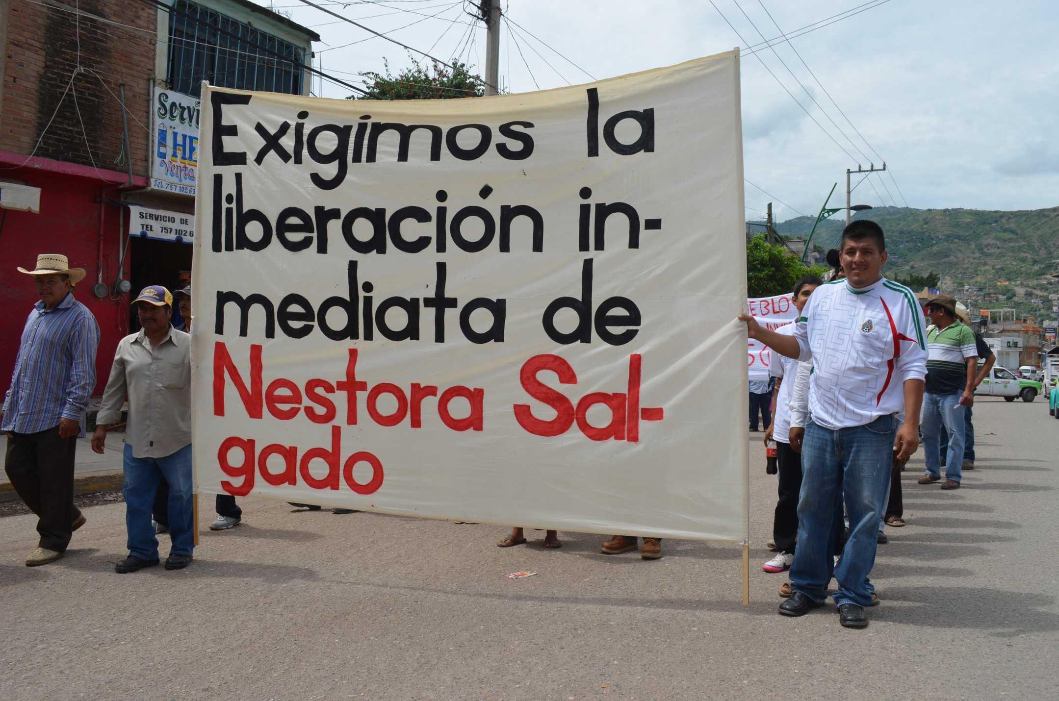 Liberen a Nestora Salgado: Policía Comunitaria de Guerrero