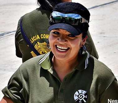 Campaña de firmas por la liberación de Nestora Salgado