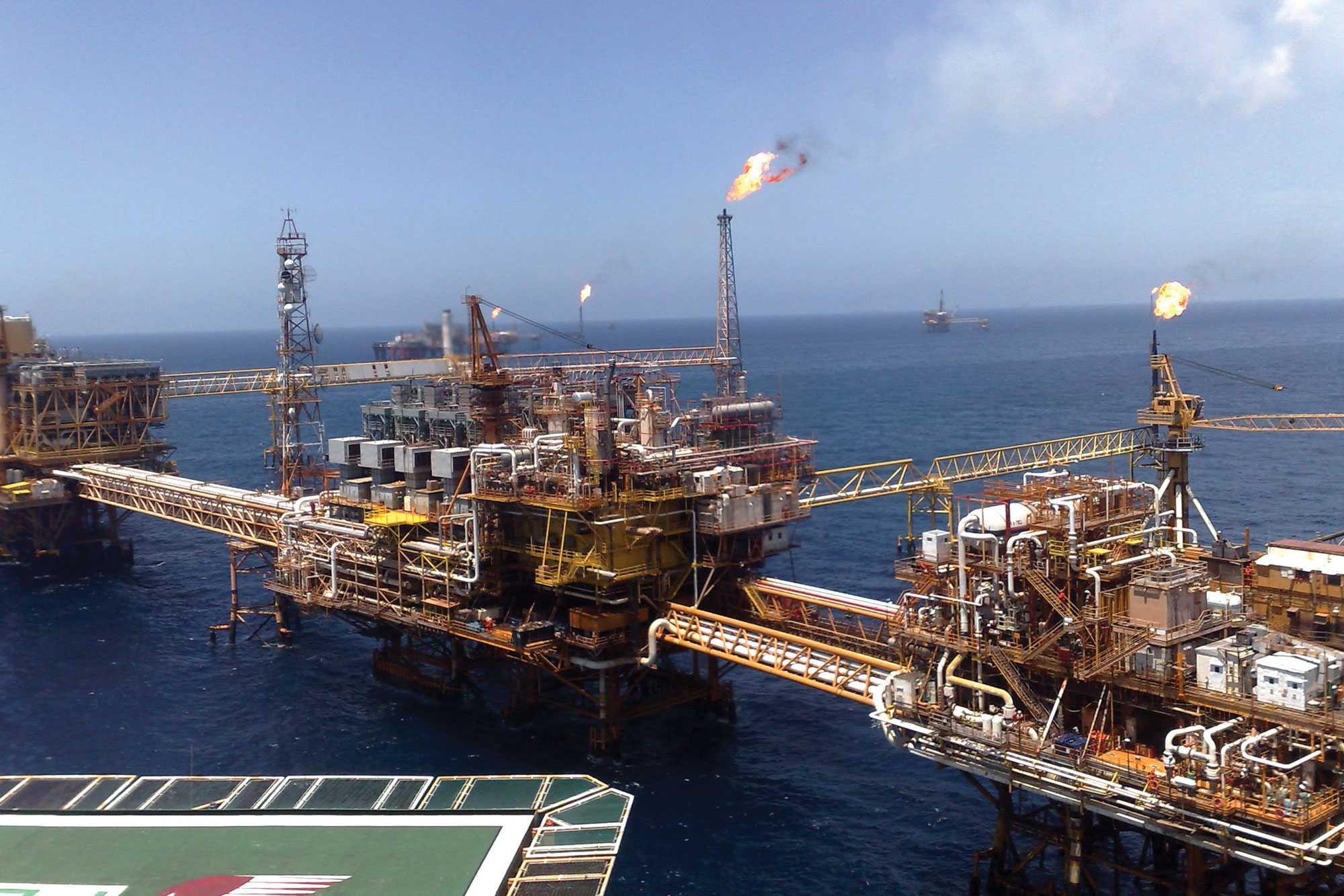 Ronda Uno: inicia el saqueo del petróleo mexicano