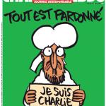 Mahoma en la portada de la nueva edición de Charlie Hebdo