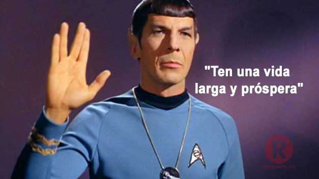 "Muere Leonard Nimoy, el Señor Spock de ""Star Trek"""