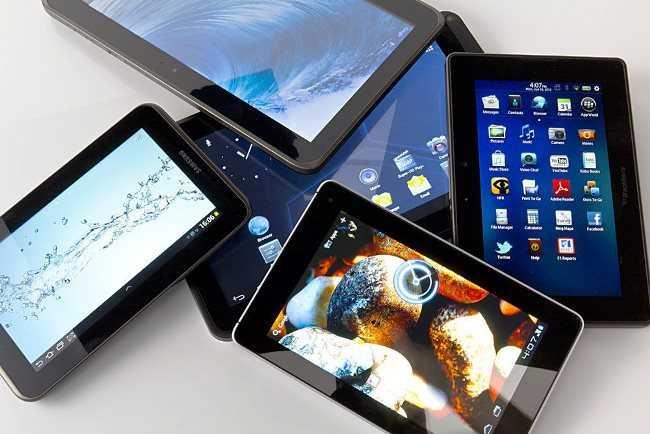 Mercado de tablets se viene abajo