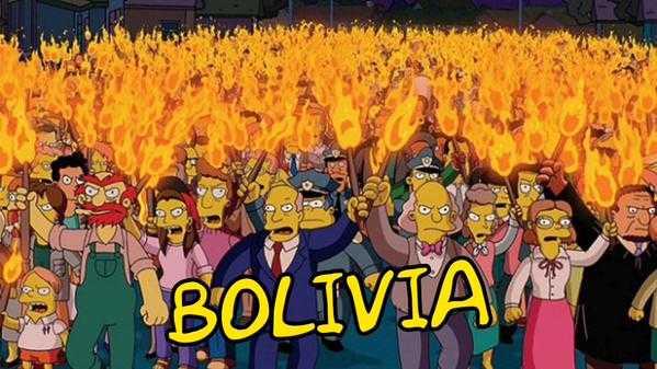 bolivia los simpsons