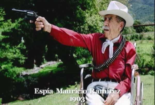 Secuencia inédita: Los últimos zapatistas