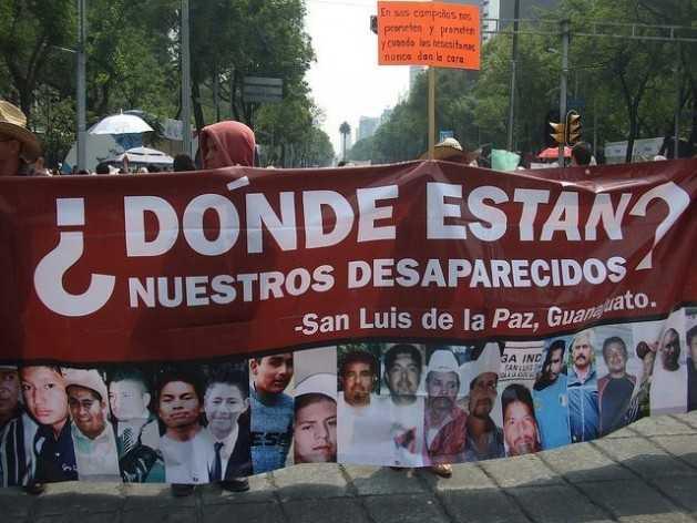 Ley de desaparición forzada congelada, piden periodo extraordinario para aprobarla