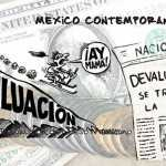 Peso mexicano sigue perdiendo valor frente a dólar