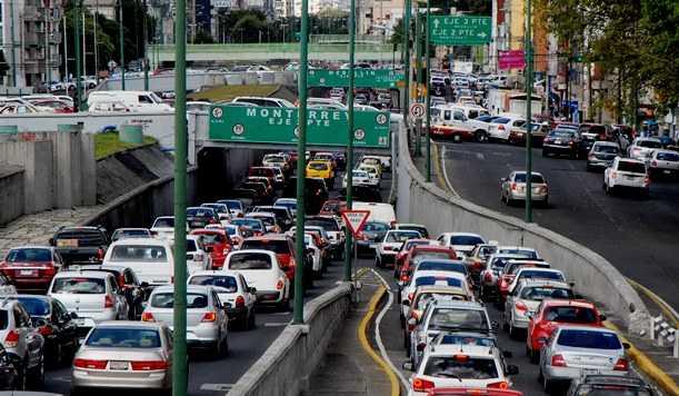 Las ciudades con el peor transito vehicular