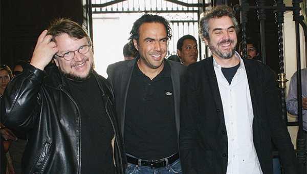 Guillermo del Toro aplaude a González Iñárritu por hablar de la situación de México