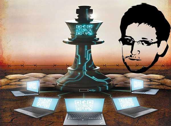 """Snowden: CIA hackea sistemas operativos de Iphone y Adroid """"para espiar"""""""