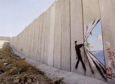 Bansky-Cisjordania