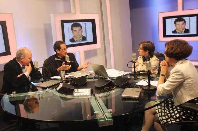 Denise Dresser, Sergio Aguayo y  Lorenzo Meyer se van con Aristegui