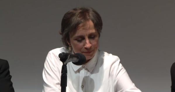 """MVS a Aristegui: """"nuestra relación ha terminado. Te deseamos buena suerte"""""""