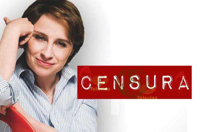Juez sentencia como 'ilegal' la cancelación del programa de Aristegui en MVS
