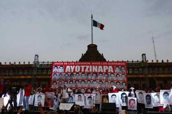 Fue el Estado: mensaje a EPN por los 43 de Ayotzinapa VIDEO