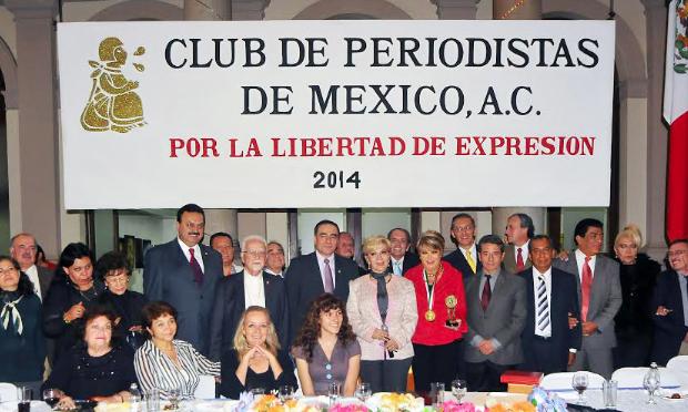Que se retire concesión a MVS: Club de Periodistas
