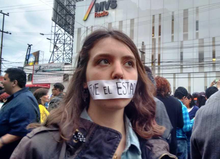 Aristegui: fue el Estado