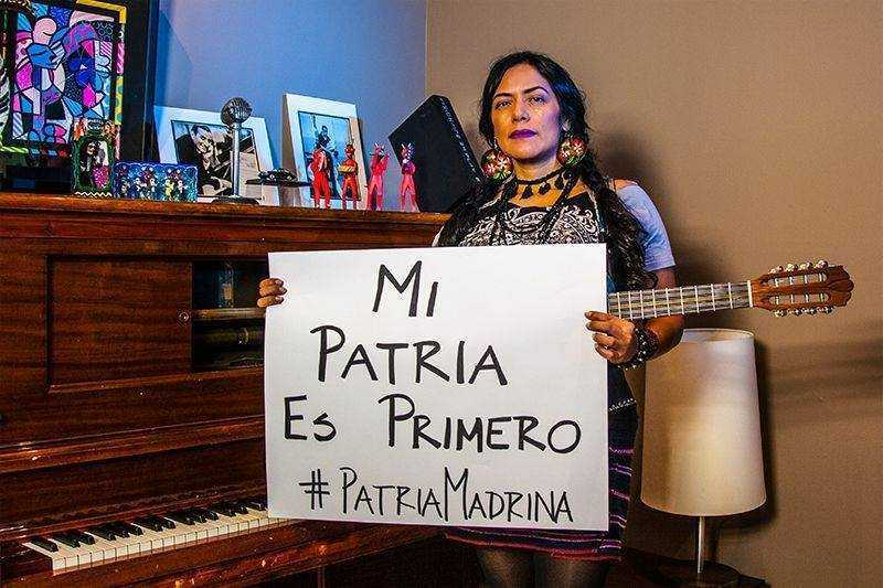 Patria Madrina: Lila Downs