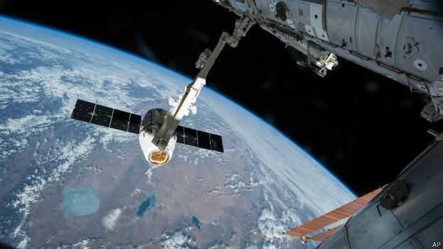 Nave espacial rusa podría caer a la Tierra