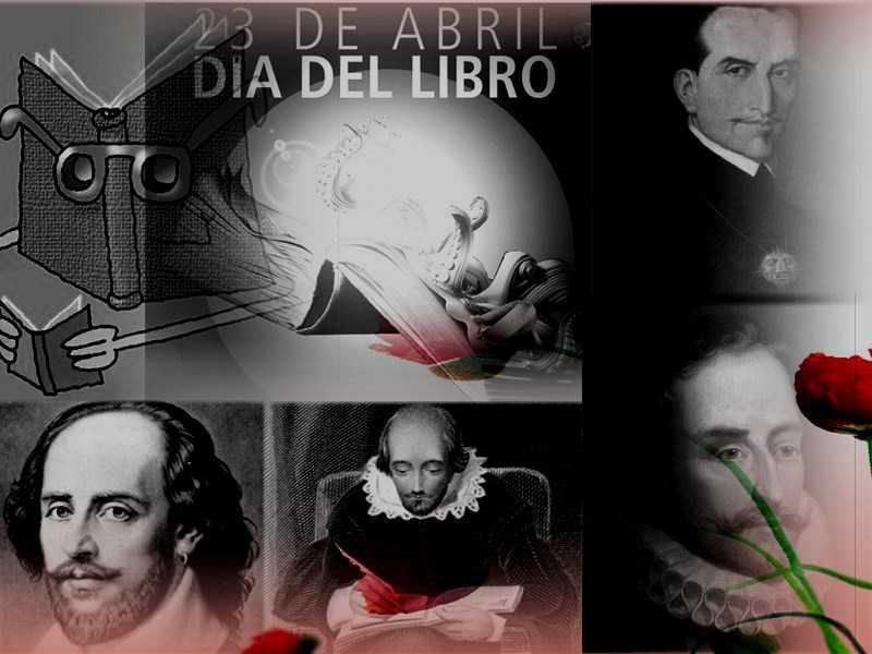Hoy 23 de abril es el Día Mundial del Libro