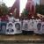 Colocan Antimonumento por Ayotzinapa
