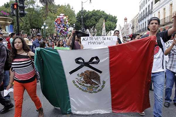 ONG's de México y Europa piden a Peña aceptar recomendaciones de la CIDH